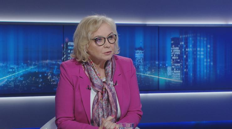 Maria Ochman: stawiamy na dialog z ministrem zdrowia