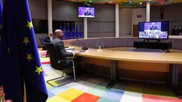 Szczyt Rady Europejskiej. O praworządności i budżecie rozmawiano przez kwadrans