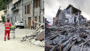 Silne trzęsienie ziemi we Włoszech. Rośnie bilans ofiar