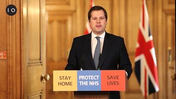 Brytyjski minister budownictwa dwukrotnie złamał zakaz podróży