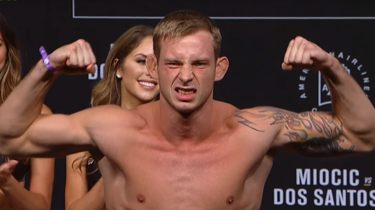 UFC: Jotko wystąpi na gali w Moskwie