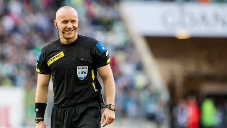 Polski sędzia wyróżniony przez FIFA. Szymon Marciniak poprowadzi mecze podczas MŚ w Rosji