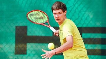 Wimbledon: Wygrane Majchrzaka i Żuka w pierwszej rundzie eliminacji