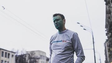 Aleksiej Nawalny przeszedł operację oka. Stracił część widzenia po napadzie chuliganów