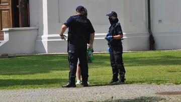 Rafał Trzaskowski zaatakowany w Suwałkach. Zatrzymano dwie osoby