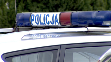 Wypadek busa niedaleko Nasielska. Cztery osoby ranne