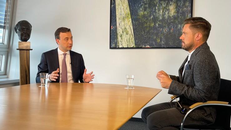 Paul Ziemiak (CDU): Z niepokojem patrzę na antyniemieckie akcenty w polskiej polityce