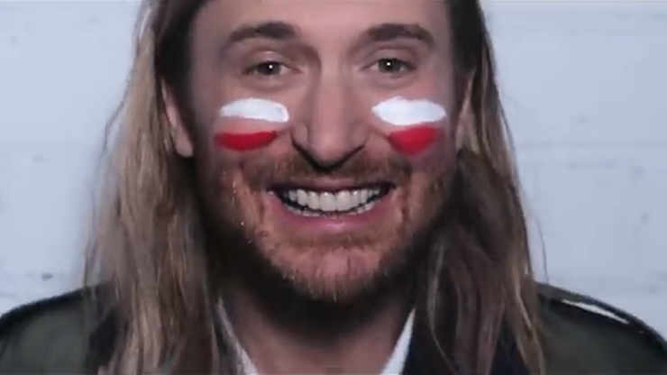 Lewandowski razem z Davidem Guettą. Specjalna wersja turniejowej piosenki [WIDEO]