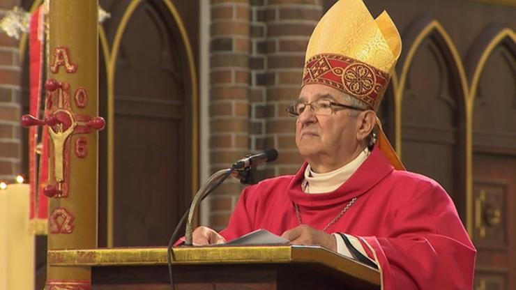 Abp Głódź: Triduum Paschalne w archidiecezji gdańskiej bez udziału wiernych