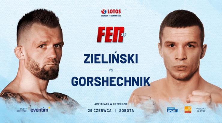 FEN 35: Zieliński poznał rywala