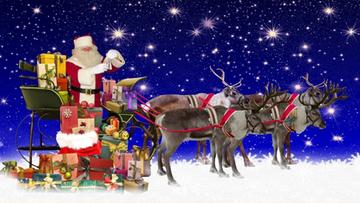 Święty Mikołaj szkodzi środowisku? Ekspert wyjaśnia