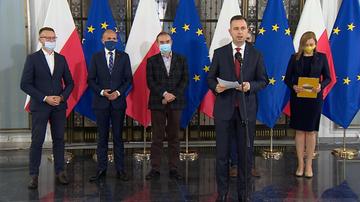 """Opozycja chce komisji śledczej. Chodzi o """"wymuszenia zeznań obciążających Banasia"""""""