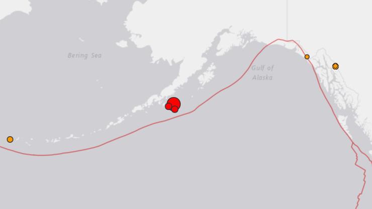 Trzęsienie ziemi na Alasce. Odwołano alarm przed tsunami