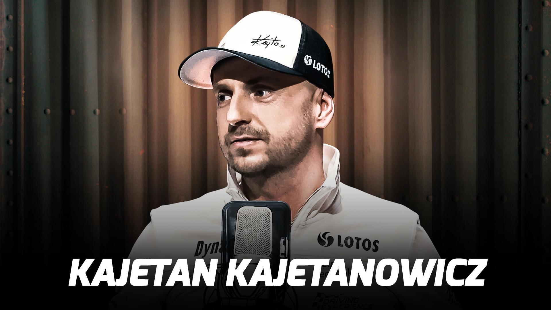 Mistrzowie Motorsportu - Kajetan Kajetanowicz