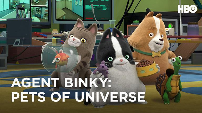 Agent Binky: Pets of Universe