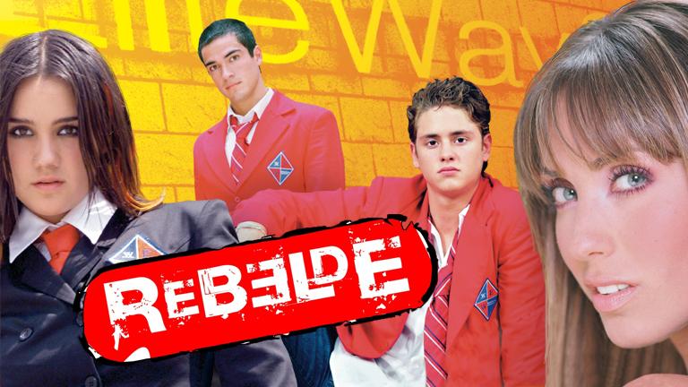 Rebelde - Zbuntowani