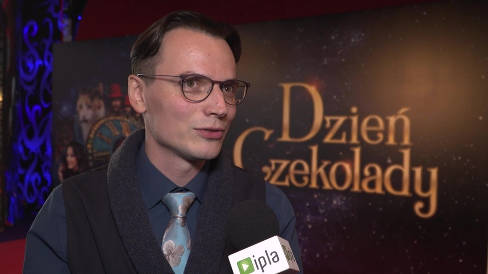 """Jacek Piotr Bławut o filmie """"Dzień czekolady"""""""
