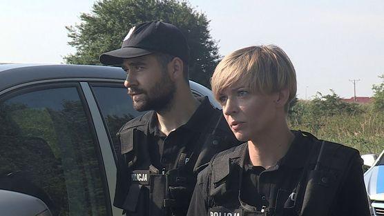 Policjantki i policjanci - Odcinek 6