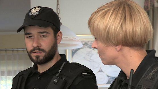 Policjantki i policjanci - Odcinek 24