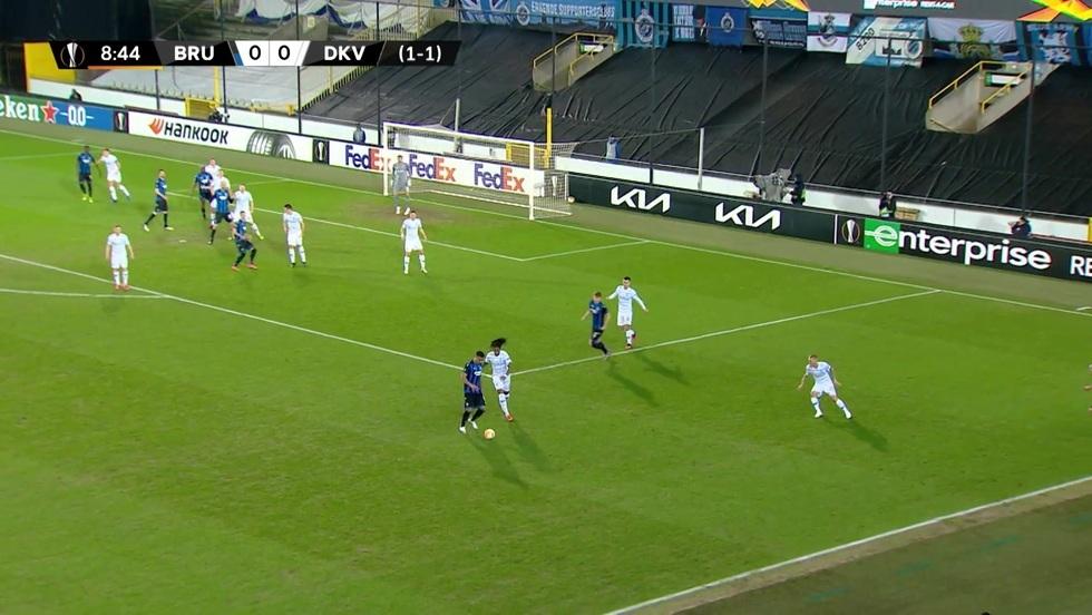 Clube Brugge - Dynamo Kijów