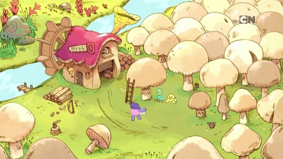 Fungisy! - Wyprawa statkiem