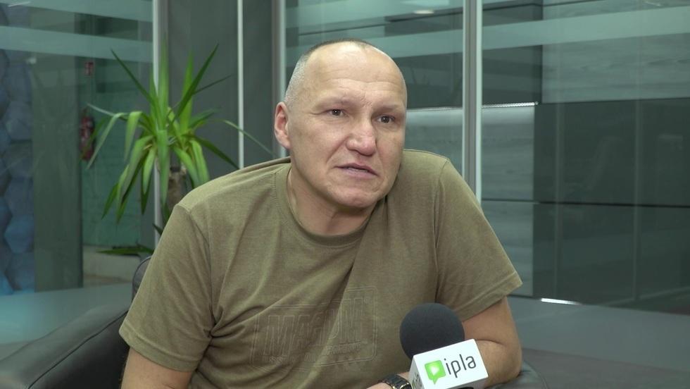 """Mariusz Jakus o kulisach pracy nad serialem  """"Ślad"""""""