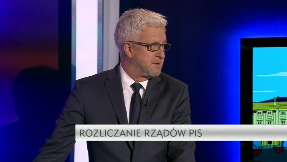 Krzywe zwierciadło - Jacek Wojciechowicz