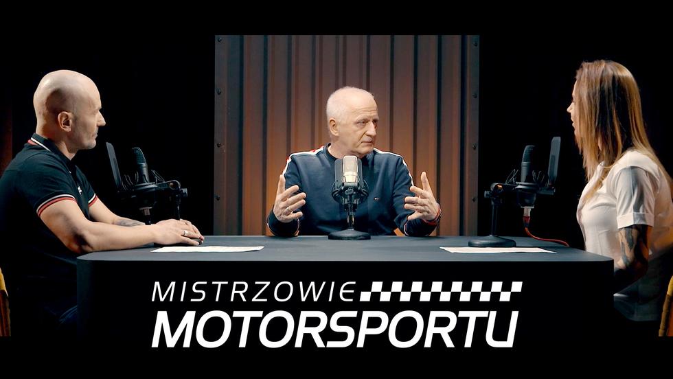 Mistrzowie Motorsportu - Zbigniew Brach