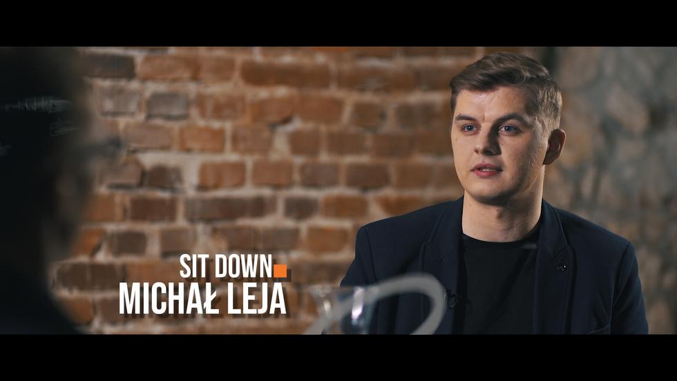 Sit down. Rozmowy o stand-upie #11 Michał Leja