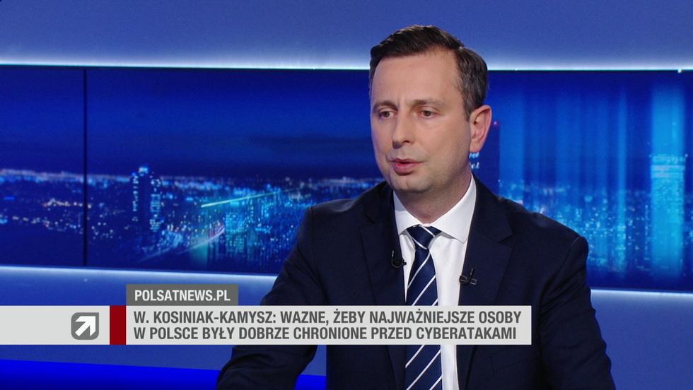 Gość Wydarzeń - Władysław Kosiniak-Kamysz