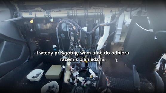 Interwencja - Mechanik zwodzi klientów 7 miesiąc, wziął 12 tys. zł