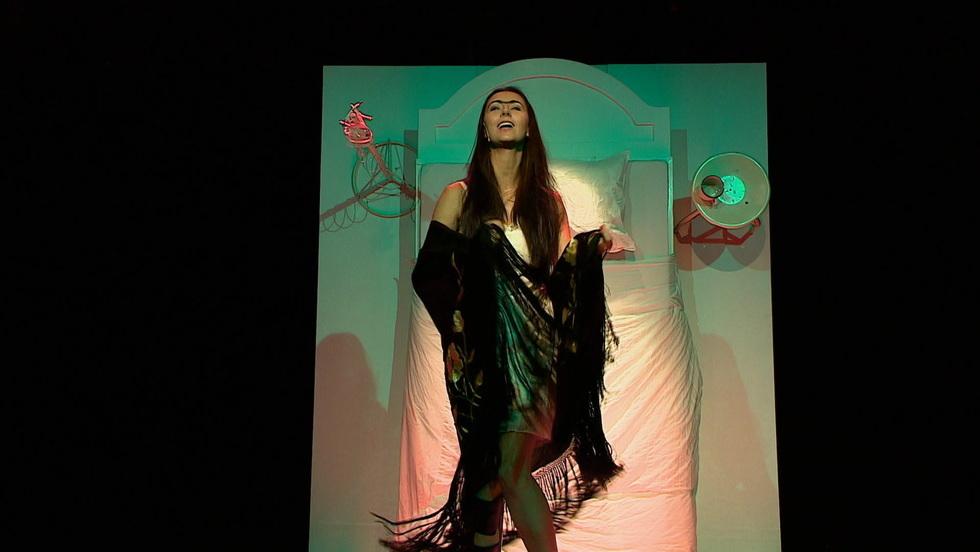Wysokie C - Frida Kahlo