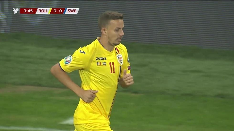 Rumunia - Szwecja
