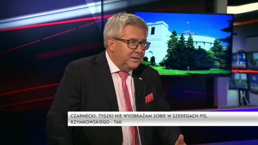 Polska w kawałkach Grzegorza Jankowskiego - Ryszard Czarnecki