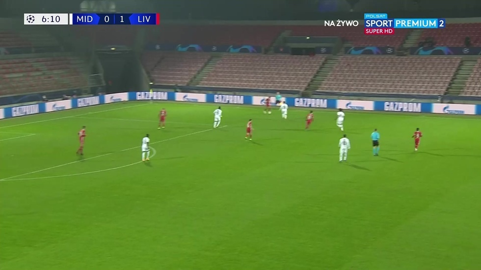 FC Midtjylland - Liverpool FC