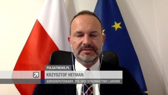 Gość Wydarzeń - Patryk Jaki i Krzysztof Hetman