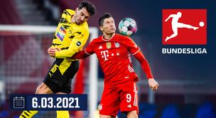 Bayern Monachium - Borussia Dortmund (cały mecz)