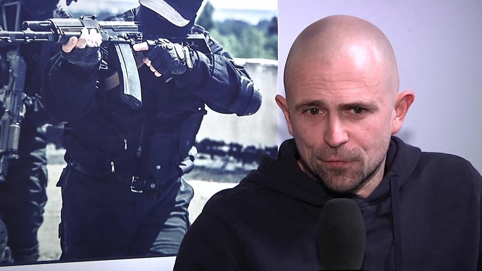 "Michał Mrozek: ""Kuba to chłopak z blokowiska"""