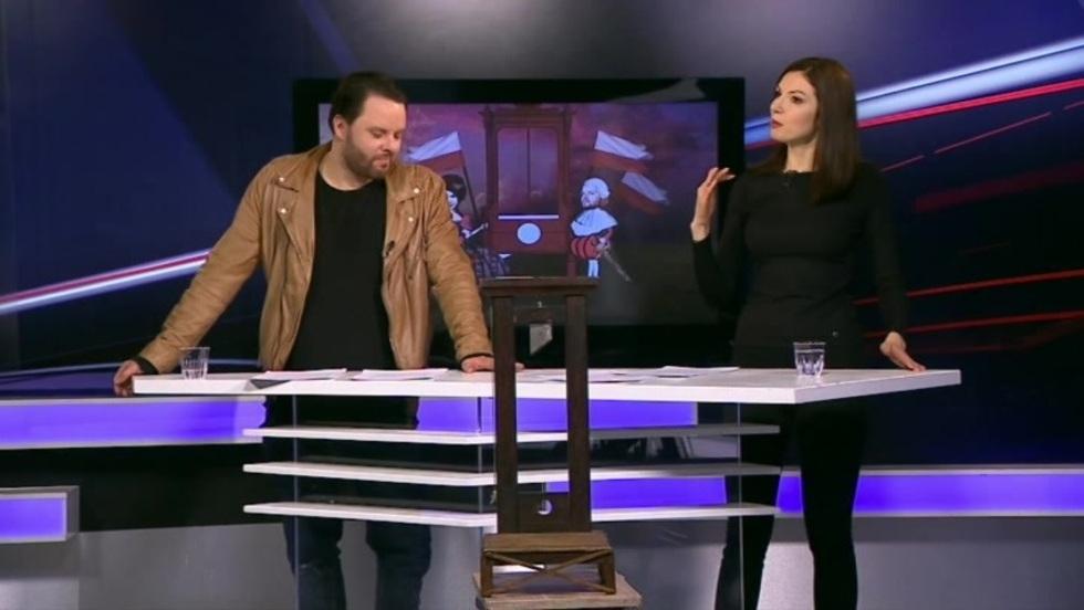 Gilotyna - Empatia prokuratora Piotrowicza
