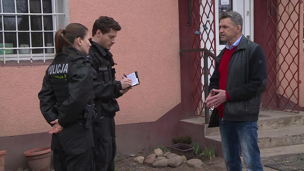Policjantki i Policjanci - Odcinek 784