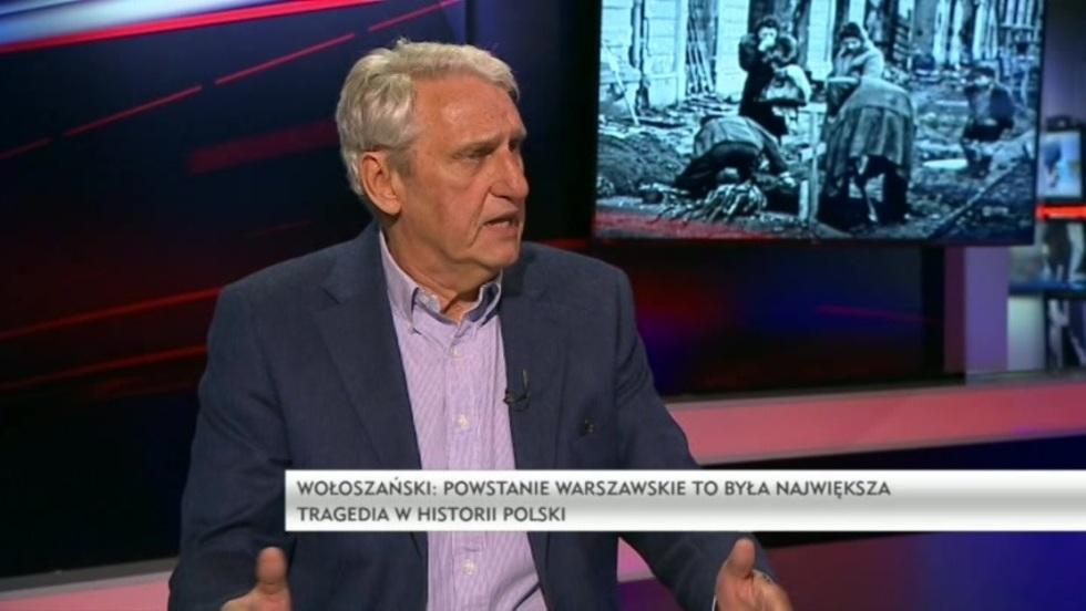 Polska w kawałkach Grzegorza Jankowskiego - Bogusław Wołoszański