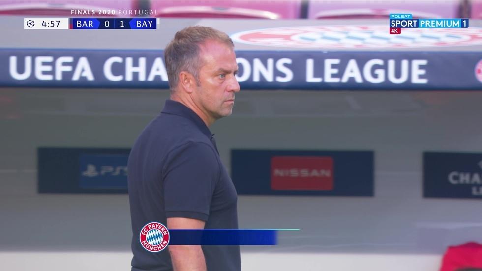 FC Barcelona - Bayern Monachium 4K