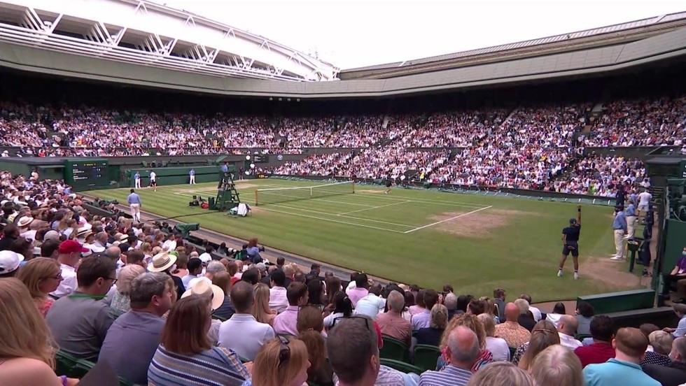 Kronika Wimbledonu 10.07.2021