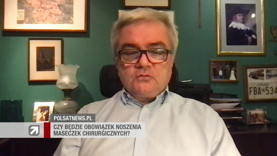Gość Wydarzeń - prof. Andrzej Fal