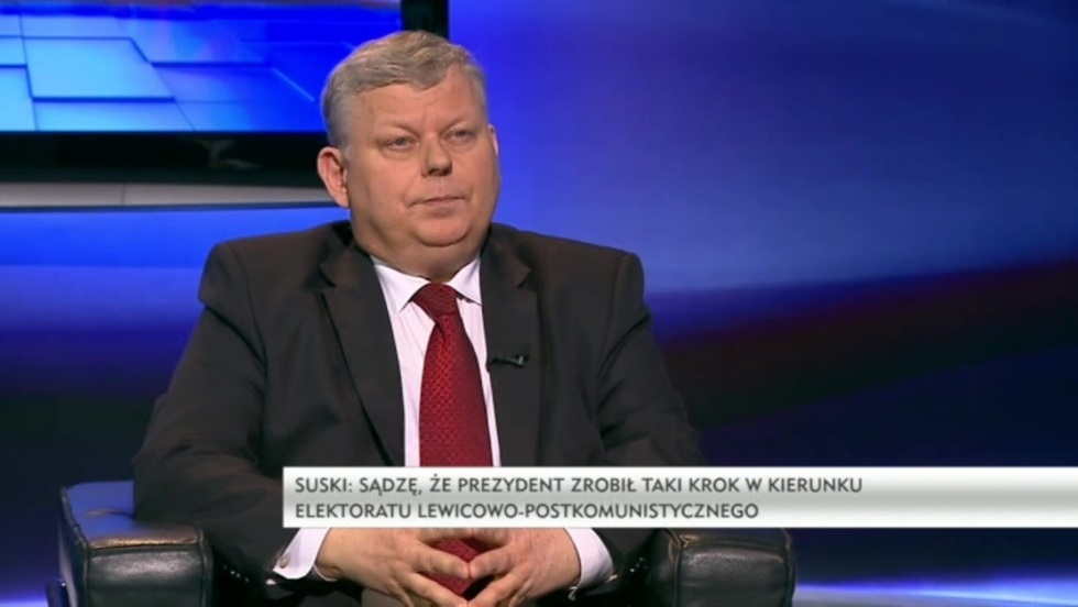 Salon Polityczny - Marek Suski