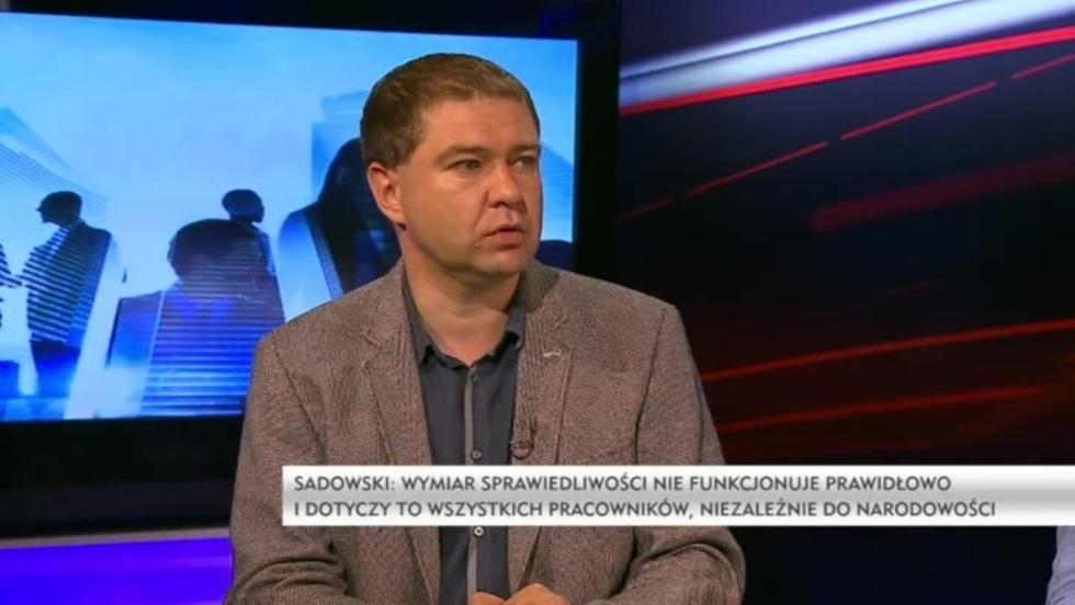 Polska w kawałkach Grzegorza Jankowskiego - Andrzej Sadowski, Piotr Szumlewicz